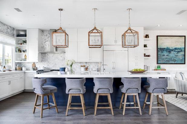 Морской Кухня by Three Salt Design Co.