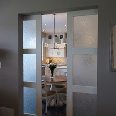 Contemporary Kitchen by Oakville Kitchen and Bath Centre