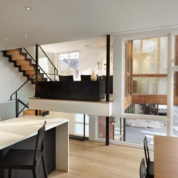 Split Level House