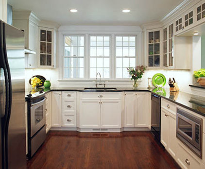 Traditional Kitchen sponseller inspiration