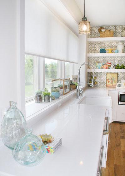 Ecléctico Cocina by Green Apple Design