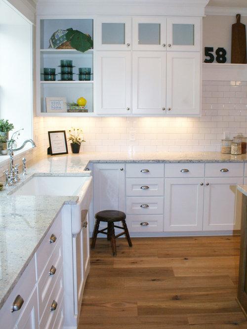 Colonial White Granite Houzz
