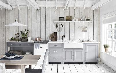 Alles andere als steril: 8 Tipps für weiße Wohnräume