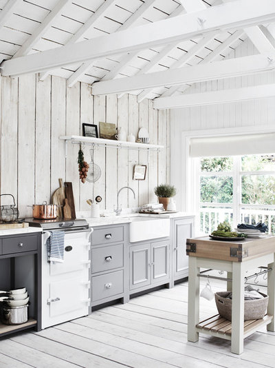 Nice Rustic Kitchen by Neptune