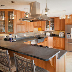 traditional kitchen by Nest Designs LLC
