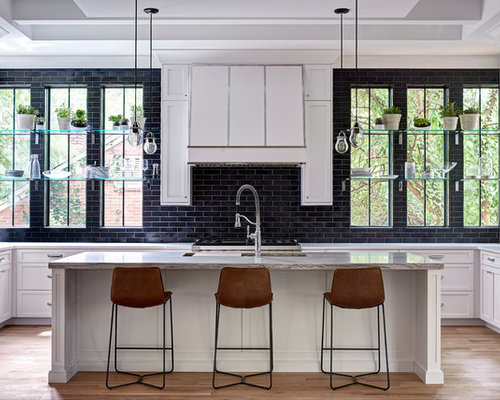 houzz 50 best kitchen with stainless steel appliances pictures