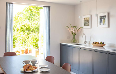 Kitchen Tour: A Small, Elegant Kitchen With Discreet Storage