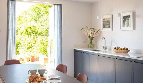 Kitchen Tour: A Small, Elegant Kitchen With Discreet Storage