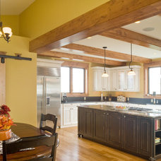 Farmhouse Kitchen by Legends Studio