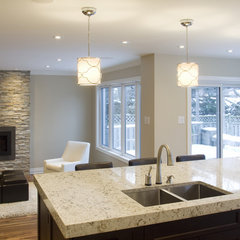 contemporary kitchen by Copperstone Kitchens