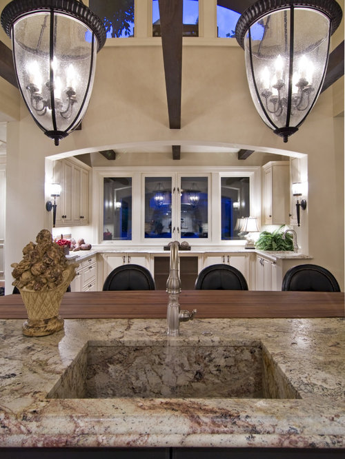 Sienna Bordeaux Granite Countertops Houzz