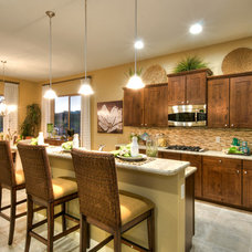 Traditional Kitchen by Dorn Homes