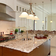 Contemporary Kitchen by Hollub Homes