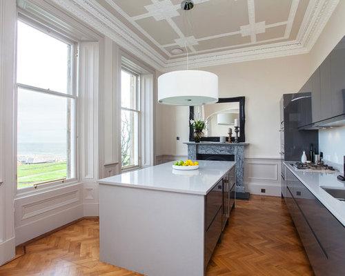 Contemporary edinburgh kitchen design ideas remodel for Kitchen ideas edinburgh