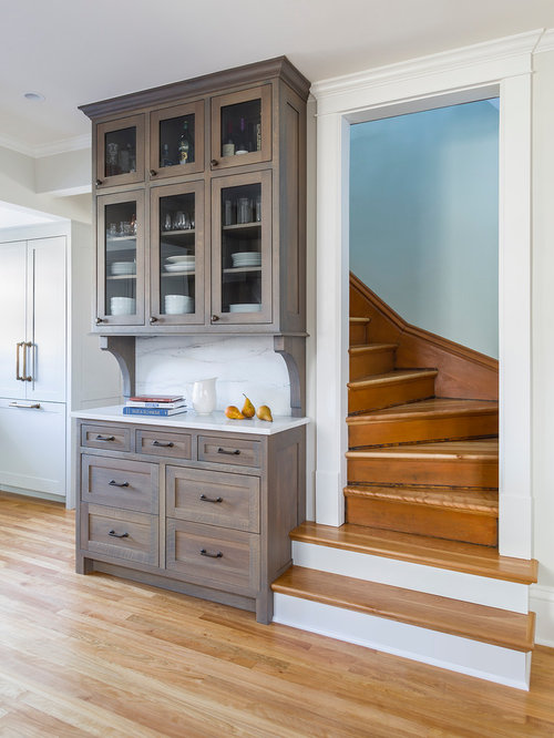 stained kitchen cabinets our 25 best transitional kitchen ideas houzz 2461