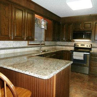 Elegant Kitchen Photo In Charlotte