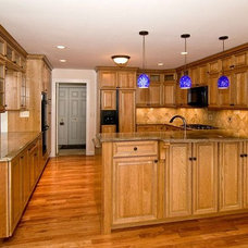 Traditional Kitchen by Classic Carpet & Flooring