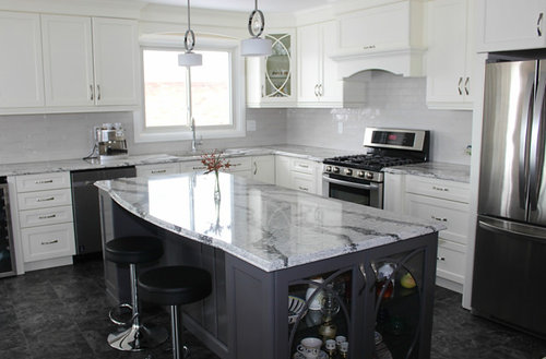 What Backsplash Tile Was Used With The Cambria Seagrove