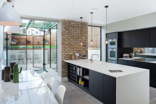 Contemporary Kitchen by David Butler  Photography