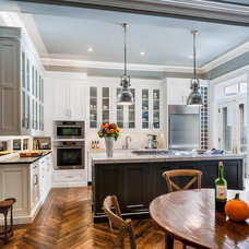 Traditional Kitchen by Souder Brothers Construction, Inc.