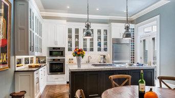 St. James Street Kitchen Remodel - Philadelphia, PA