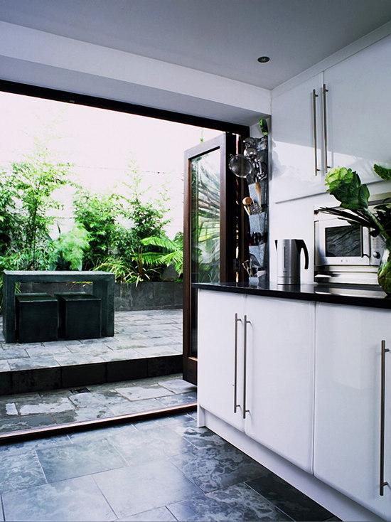 outside patio flooring | houzz - Patio Floor Designs