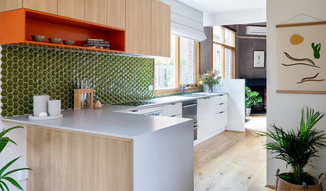 7 Spicy Kitchen Color Palettes Worth a Try