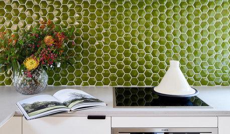 Picture Perfect: 33 New-Look Kitchen Splashbacks