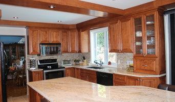 St Lambert Kitchen renovation