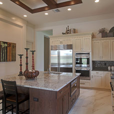 Modern Kitchen by Imperial Homes of Southwest Florida Inc
