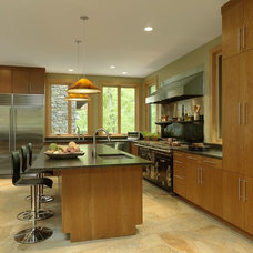 Contemporary Kitchen by Chouteau Building Group, LLC