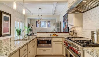 St. Louis Full Kitchen, Interior & Porch Remodel