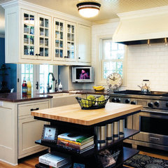 traditional kitchen by Anna Berglin Design