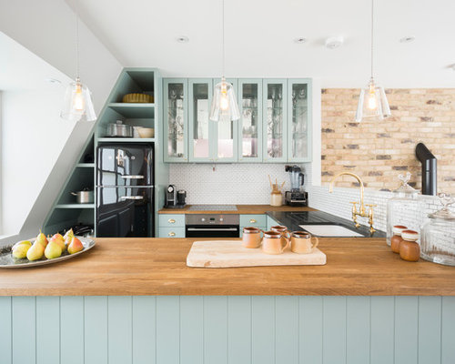 Small Apartment Kitchen Ideas | Houzz
