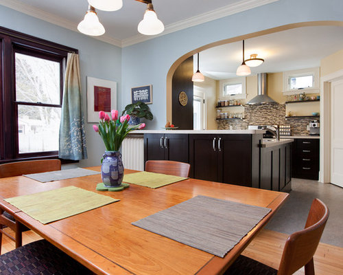 Inspiration For A Timeless Eat In Kitchen Remodel Minneapolis