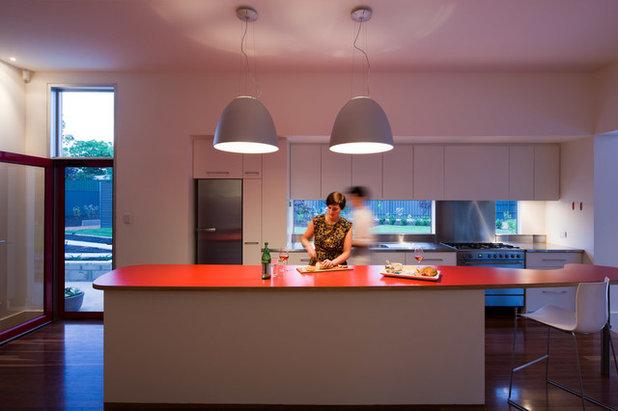 Contemporary Kitchen by Grieve Gillett Andersen
