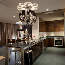 Contemporary Kitchen by Textura