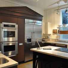 Contemporary Kitchen by MELISSA BAGBY