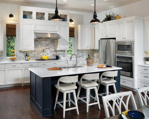 cuisine bord de mer photos et id es d co de cuisines. Black Bedroom Furniture Sets. Home Design Ideas