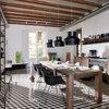 10 maneras ingeniosas de ampliar el espacio de trabajo de - Cocinas como disenarlas ...