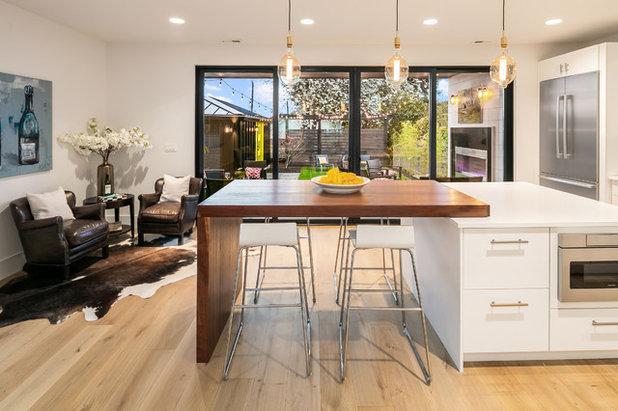 Contemporary Kitchen by Citizen Design