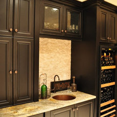 Traditional Kitchen by SOS Home Staging Group, LLC