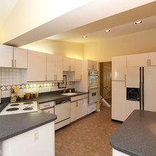 Contemporary Kitchen by Wilson Design