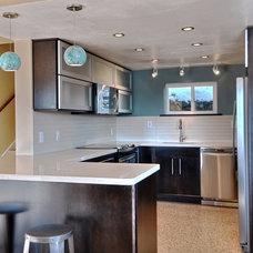 Modern Kitchen by modmood, llc