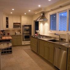 Kitchen Countertops by ridalco