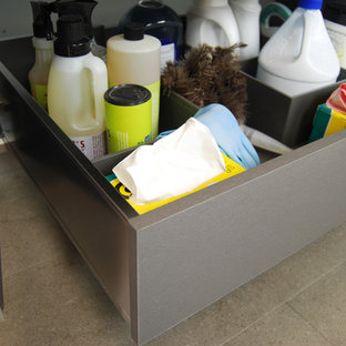 Stainless Steel Drawers and Roll-Out Shelves from Dura Supreme