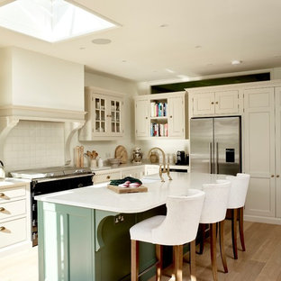 Stamford Brook Traditional Shaker Kitchen