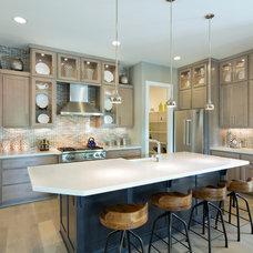 Kitchen by Mary DeWalt Design Group