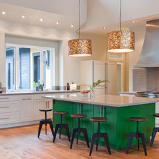 Contemporary Kitchen by Stuart Wood Joinery