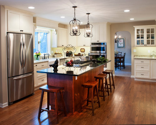 Traditional Indianapolis Kitchen Design Ideas Remodels Photos